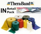Thera-Band® Exercise Bands - Retail Pack